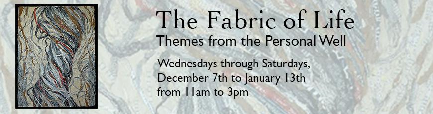 Fabric of Life Exhibit
